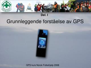 Grunnleggende forståelse av GPS