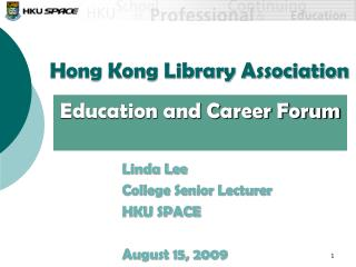 Hong Kong Library Association