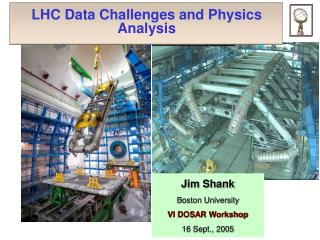 LHC Data Challenges and Physics Analysis