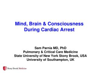 Mind, Brain & Consciousness During Cardiac Arrest