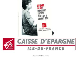 PM. Chamouard / Dir Adjointe Formation