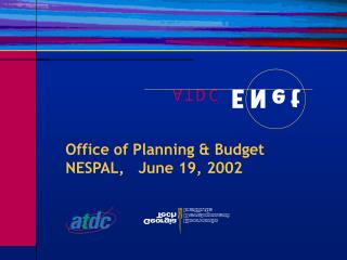 Office of Planning & Budget NESPAL,   June 19, 2002