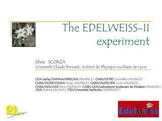 The EDELWEISS-II experiment