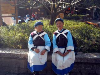 Simon Wakefield's Yunnan Diary