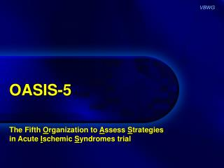 OASIS-5