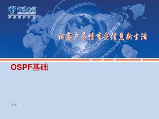 OSPF 基础