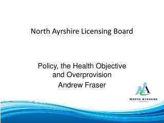 North Ayrshire Licensing Board