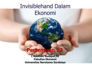Invisiblehand Dalam Ekonomi