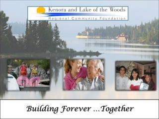 Building Forever …Together