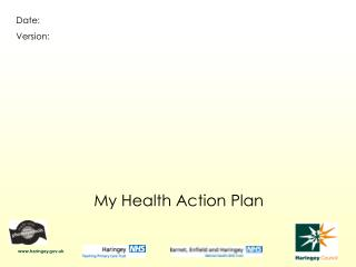 My Health Action Plan