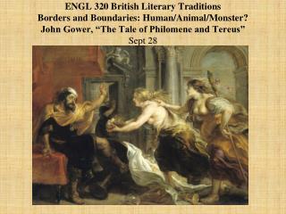 John  Gower (c. 1330-1408) A friend of Chaucer?
