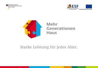 Mehrgenerationenhaus Arnstein - Binsfeld