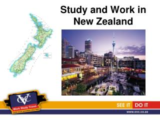 Study and Work in New Zealand