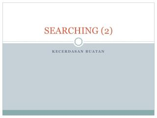 SEARCHING (2)