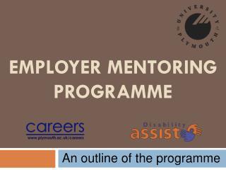 Employer Mentoring Programme