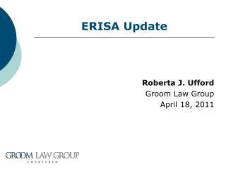 ERISA Update