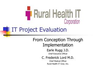 IT Project Evaluation