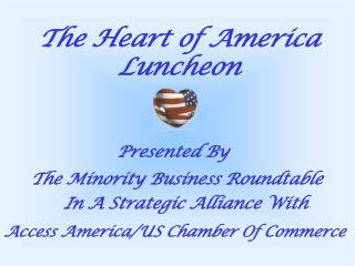 The Heart of America Luncheon