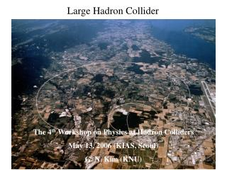 LHC: pp collisions at 7 + 7 TeV