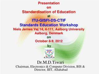 Dr.M.D.Tiwari
