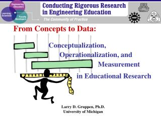 Larry D. Gruppen, Ph.D. University of Michigan