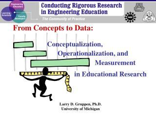 Larry D. Gruppen, Ph.D. University of Michigan