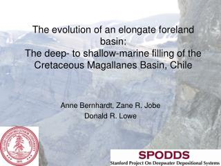 Anne Bernhardt, Zane R. Jobe Donald R. Lowe