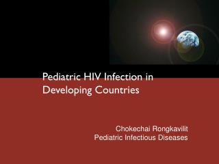 Pediatric HIV Infection in Developing Countries