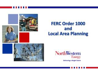 FERC Order 1000 and Local Area Planning
