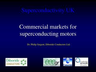 Superconductivity UK