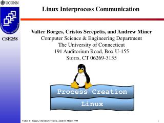 Linux Interprocess Communication