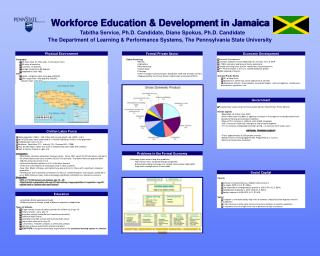 Workforce Education & Development in Jamaica