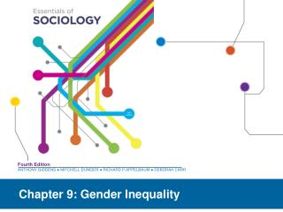 Chapter 9: Gender Inequality