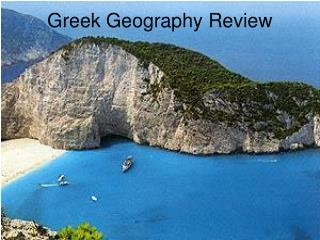 Greek Geography Review