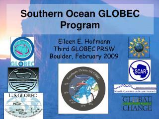 Southern Ocean GLOBEC Program