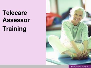 Telecare   Assessor  Training
