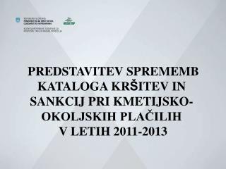 1 .a) NAMEN SPREMEMB KKS
