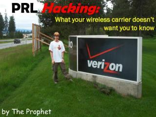 PRL Hacking: