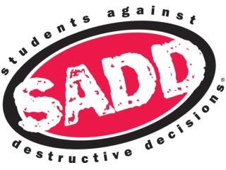SADD PRHS Chapter