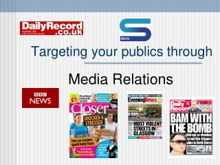 Targeting your publics through