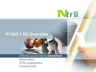 P1363.1 D5 Overview