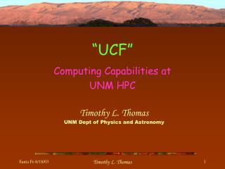 """""""UCF"""""""
