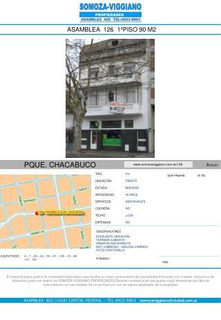 ASAMBLEA  602 (1424) CAPITAL FEDERAL � TEL:4923-9803 somozaviggiano@ciudad.ar
