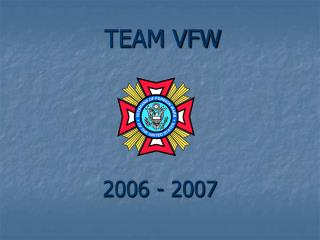 TEAM VFW