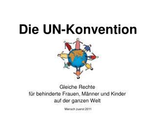Die UN-Konvention