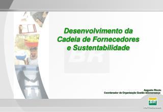 Desenvolvimento da Cadeia de Fornecedores e Sustentabilidade