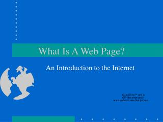 What Is A Web Page?