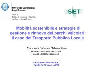 Francesca Cattaneo,Gabriele Grea