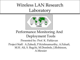 Wireless LAN Research Laboratory