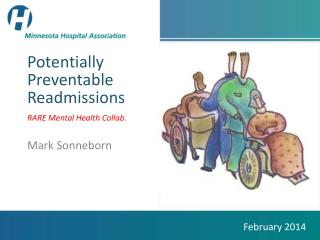 Potentially Preventable Readmissions RARE Mental Health  Collab .